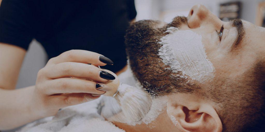 growing beard cut
